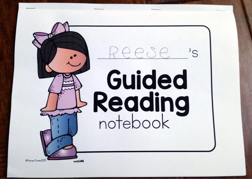 kindergarten guided reading