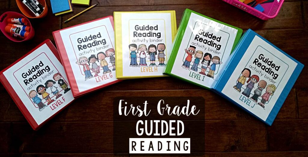 1st grade guided reading