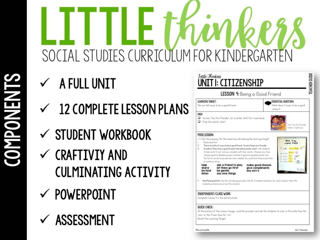 little thinkers unit 1