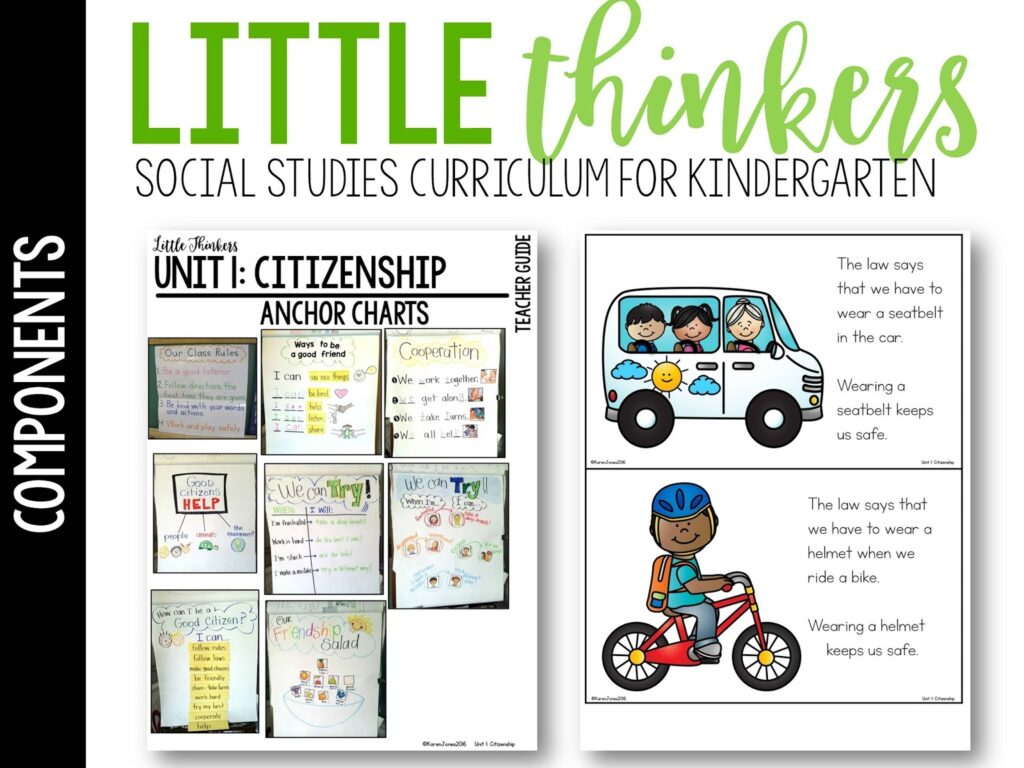 social studies for kindergarten