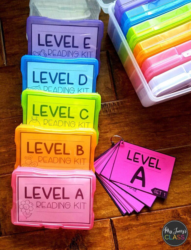 guided reading for kindergarten